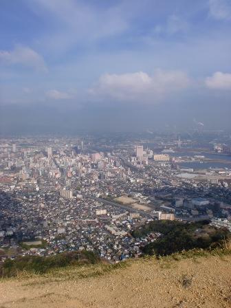 足立山・小文字山の登山口 足立森林公園にアクセスする方法