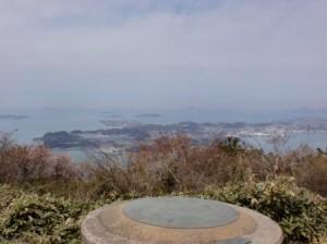 戸ノ上山頂の画像