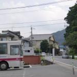 薦野バス停の画像