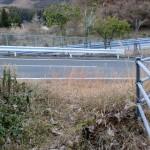 九重インターへの近道の出口の画像