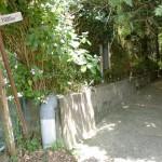 三日月山登山口(下原側)の画像
