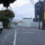JR二日市駅の北側にある交番前の画像