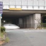 県道31号線と九州自動車道の画像