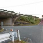 県道17号線の高架の画像