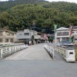 JR城戸南蔵院前駅から国道201号線手前に架かる橋の画像