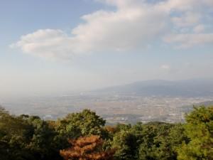 砥上岳山頂からの眺望の画像