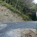 金山の花乱の滝コース登山口の画像