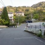 上野峡入口バス停(福智町福祉バス)の画像