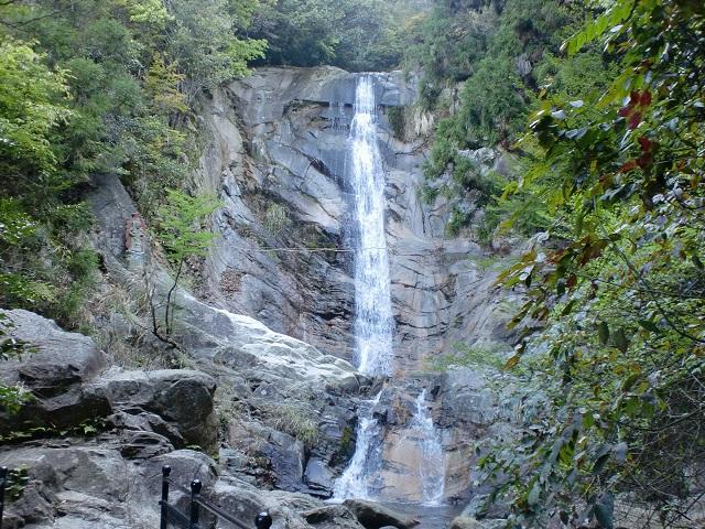 白糸ノ滝(上野峡・福岡県福智町)の画像