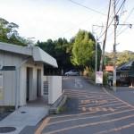 神宮下バス停(添田町コミュニティバス)の画像