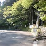豊前坊バス停(添田町コミュニティバス)の画像