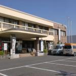大平村役場前乗合タクシーのりば(上毛町コミュニティバス大平支所バス停)の画像