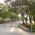 大宰府政庁跡無料駐車場の画像