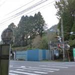 鳥居バス停(亀の井バス)の画像