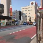 小倉駅入口バス停の画像
