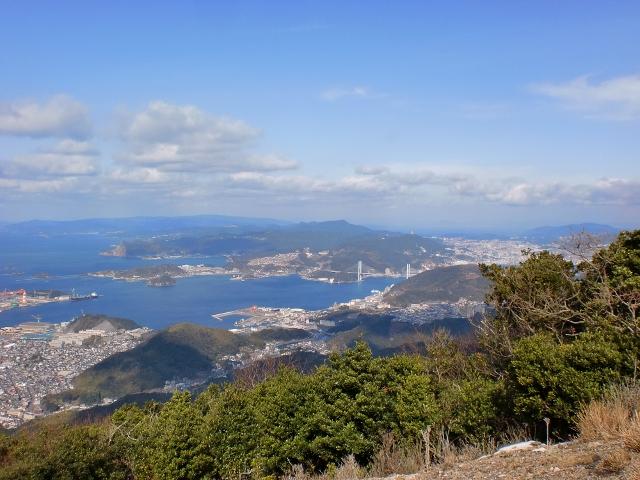 八郎岳の登山口 平山に長崎バスでアクセスする方法