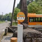 招川内バス停(みなくるバスのおれんじバス)の画像