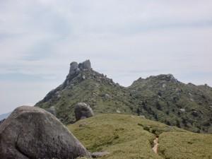 宮之浦岳縦走路の画像