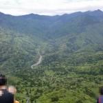 太鼓岩からの眺望の画像
