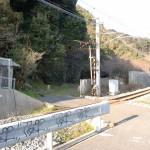 太閤水・長垂寺入口の踏切の画像