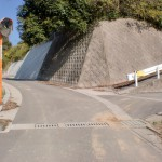 村上登山口(白木神社)の入口の画像