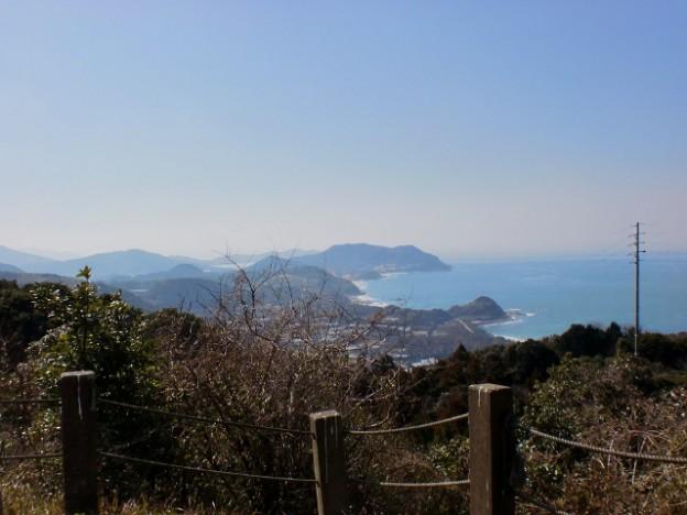 灘山・第二展望台からの眺望