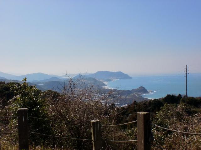 灘山(糸島)の登山口 畑中に路線バスでアクセスする方法