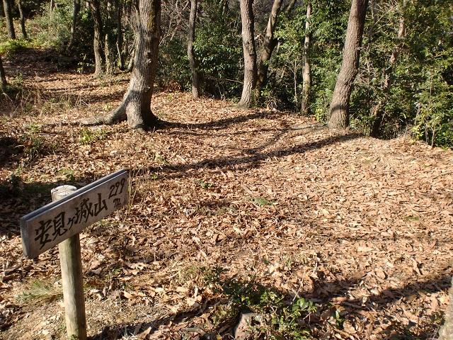 大平山・安見ヶ城山の登山口 下渕にアクセスする方法