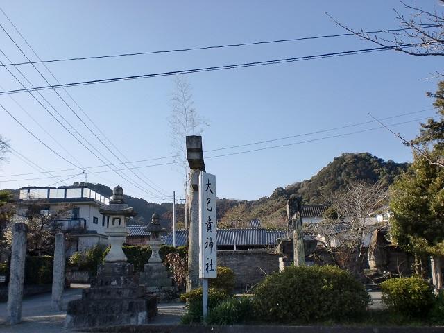 目配山・小鷹城山の登山口 歴史の里公園にアクセスする方法