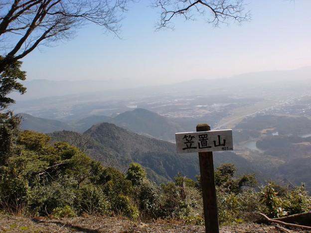 笠置山山頂2の画像