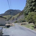 庄司コース登山口の入口の画像
