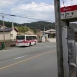 竹の子バス停(西鉄バス・久留米市)の画像