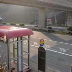 鳥栖神辺バス停の画像