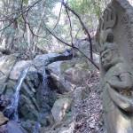 十三仏の滝の画像