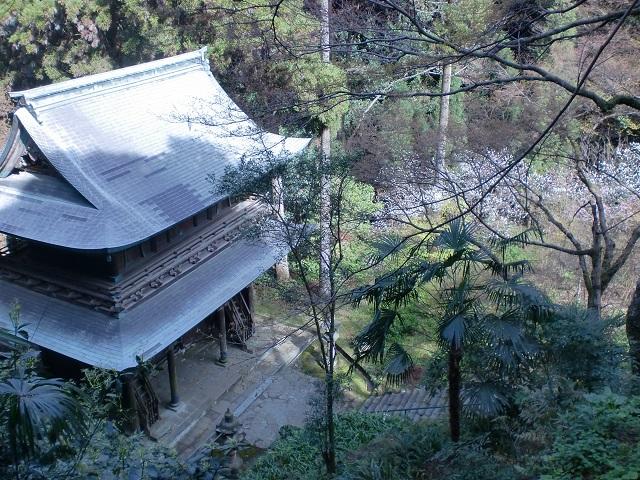 清水寺の山門(福岡県指定有形文化財)の画像