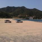 芥屋海水浴場の画像
