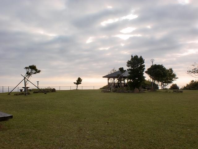 遠見山山頂展望所(対馬・西泊)の画像