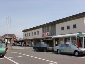 JR日田駅の画像