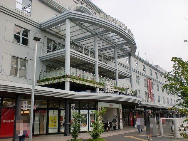 福岡市内から熊本市内にアクセスする方法(JR・高速バス)
