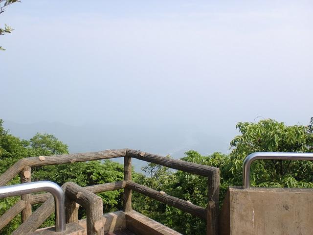 権現山山頂展望台からの眺望(下天草)の画像