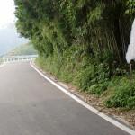 倉岳遠望登山道入口(羽羅コース)の画像