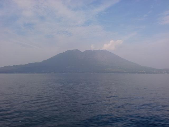桜島の画像
