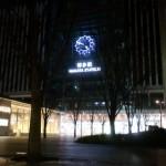 2013年2月某日早朝の博多駅の画像