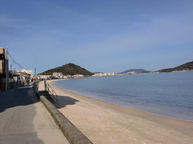 今宿海岸の画像