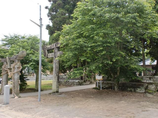食場神社(天草・食場)の画像