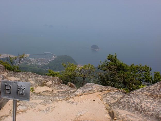白岳山頂(天草・観海アルプス)の画像
