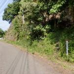 小鳥越の鋸岳・白岳登山口(観海アルプス・天草)の画像