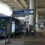 関西国際空港リムジンバスのりばの画像