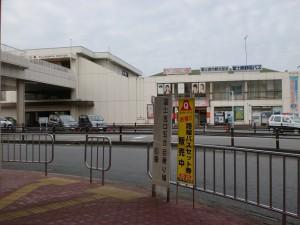 富士宮駅バス停(富士宮駅前バスターミナル)の画像