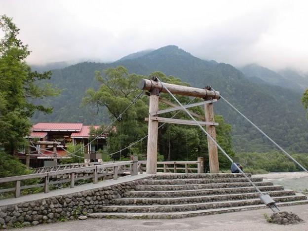 河童橋(上高地)の画像